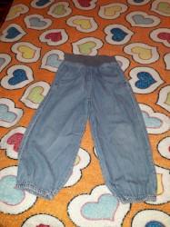 английские детские вещи в Азербайджан: Детские летние джинсы в отличном состояние.на 3 .4 годика