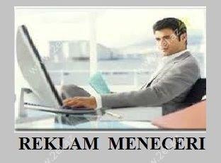 Bakı şəhərində İnternet və sosial şəbəkələrdə reklam.