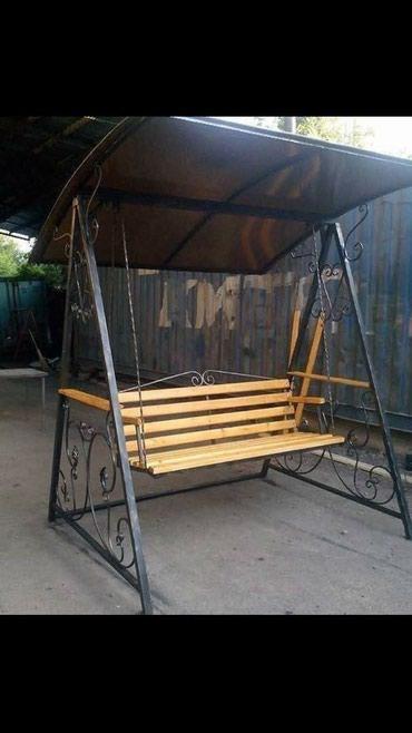 Скамейка качеля , из Российских в Бишкек