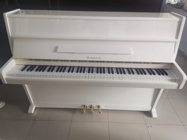 piano dersleri - Azərbaycan: Piano Weinbach