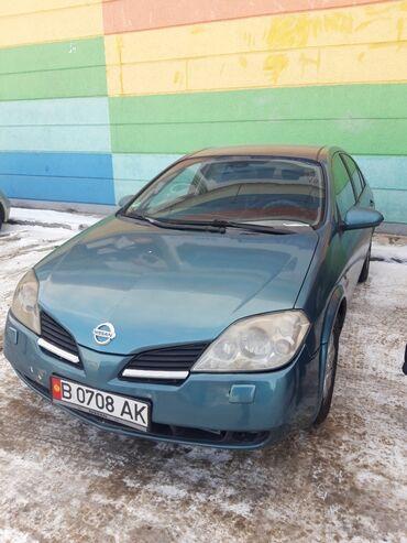 Nissan Primera 2 l. 2003 | 290000 km