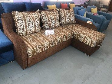 уголок диван трансформер в Кыргызстан: Раскладной мяг уголок