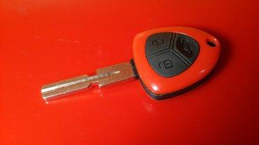 Ключ для BMW в стиле Ferrari  E38,  E39. Цена с пропиской  в  автомоби в Бишкек
