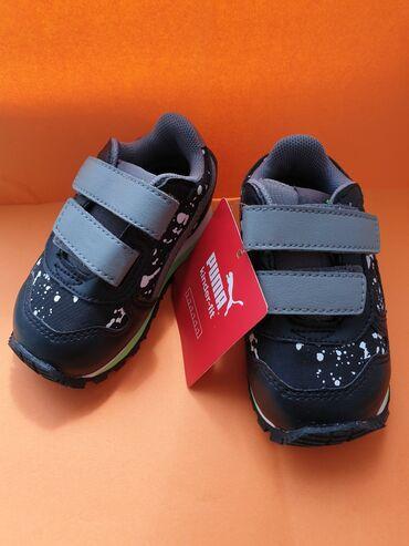Продаю новые кроссовки Puma, оригинал с США, размер 19, длина по