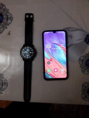 8 elan   SAMSUNG: Samsung A40   64 GB   Göy   Sensor