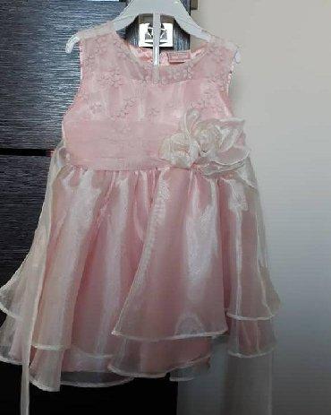 хб платье в Кыргызстан: Платье на девочку от 6 месяцев до 1, 5 лет. Турция, ХБ подклад