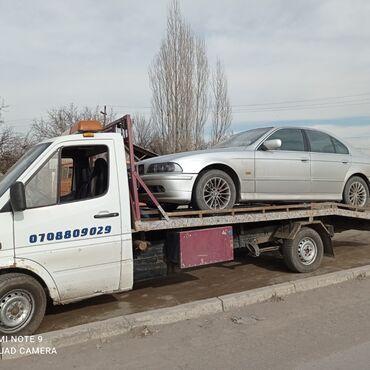 Эвакуатор | С прямой платформой Бишкек