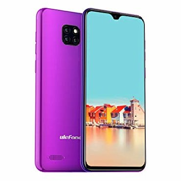 Ulefone Note 7 6.1 inch Triple Rear Camera 3500mAh 1GB RAM 16GB ROM