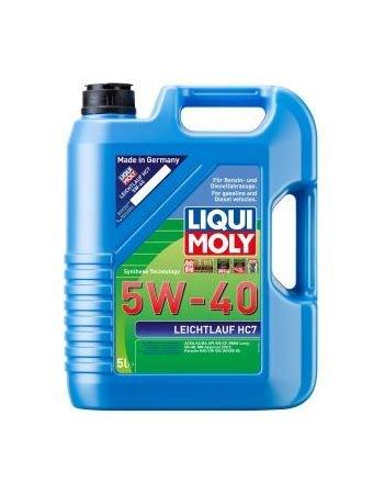 """Bakı şəhərində Mühərrik yağı """"LIQUI MOLY - LEICHTLAUF HC7 5W-40 5L"""""""