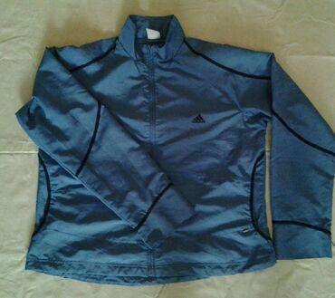 Merac pritiska - Sabac: SNIŽENOOO! !! ADIDAS original prelepa jaknica ili gornji deo