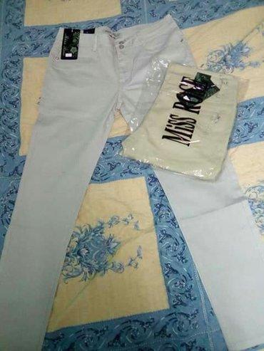 Zenske tarmerke i elastinu - Srbija: Zenske pantalone, velicina 35 i 36