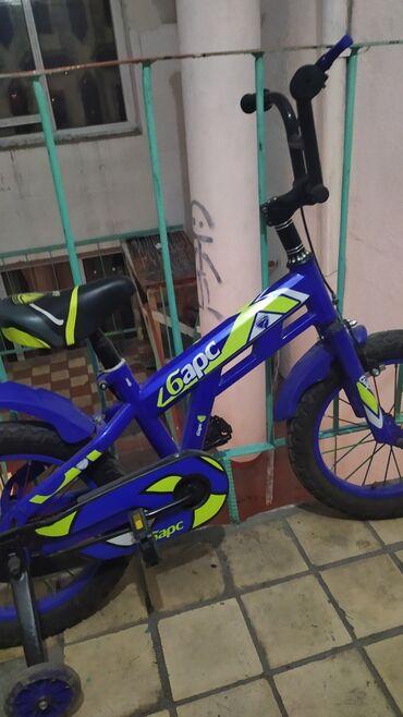 Детский слипик - Кыргызстан: Продаю детский велосипед Барс на возраст 7-10 лет, в хорошем