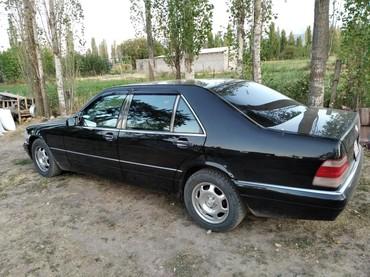 Mercedes-Benz в Кыргызстан: Mercedes-Benz SLK 32 AMG 3.2 л. 1997