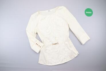 Жіноча приталена блуза FB   Довжина: 62 см Ширина плеча: 40 см Рукав