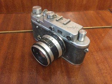 Продаю фотоаппарат старый пленочный. в Бишкек