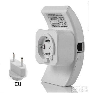 WiFi pojačivač, repetitor i ruter, pojačivač signala za
