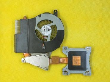 HP G62 üçün kuler və radiatormodel : 1A01EYR00-600-G Artikul : 61uyğun
