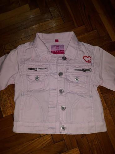 Tik-tak tanja jakna za prelaz, velicina 104. Ocuvana jaknica - Belgrade