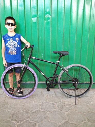протеин для роста мышц купить в Кыргызстан: Корейский велосипед для городской езды Размер колес 26 дюйм Велик для
