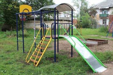 Детские игровые площадки в Бишкеке в Бишкек