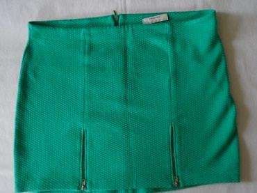 Jako lepa i moderna Springfield, svetlije zelena suknjica od punijeg - Belgrade