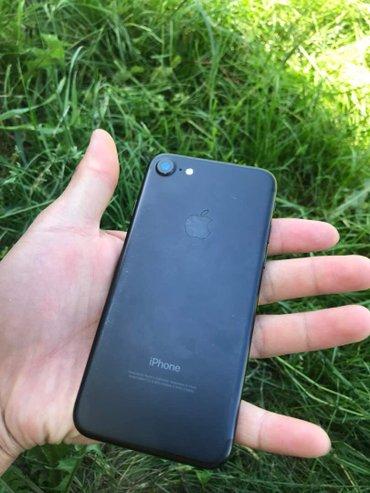 СРОЧНО Iphone 7 32гб состояние телефона в Бишкек
