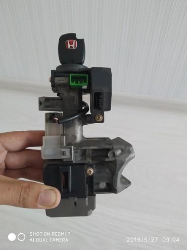 противоугонные устройства в Кыргызстан: Замок зажигания чип ключ хонда crv правый руль цена 3500с