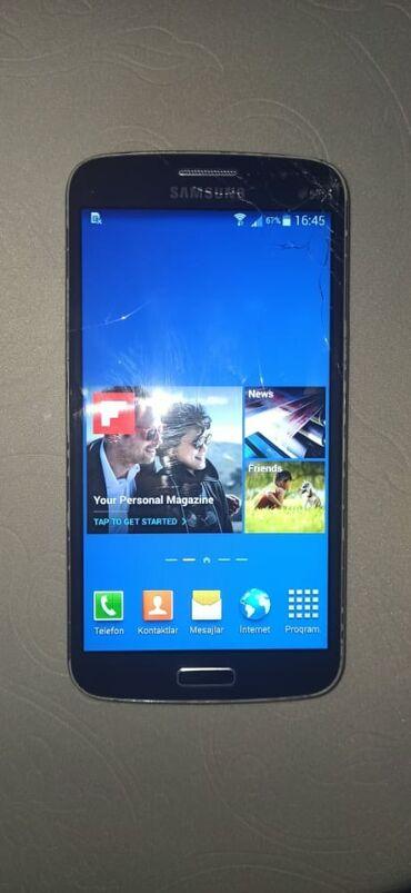 Samsung galaxy grand 2 sensiri işleyir şuşesinde çat var başqa hec
