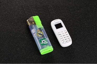 Mobilni telefoni - Crvenka: MICRO MOBILNI TELEFON,NAJMANJI NA SVETU,IDE NOV U FABRICKOJ