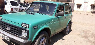 İşlənmiş Avtomobillər Yardımlıda: VAZ (LADA) 4x4 Niva 1.6 l. 1987