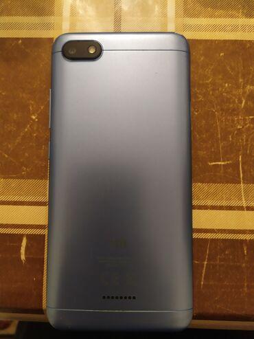 Б/у Xiaomi Redmi 6A 16 ГБ Синий