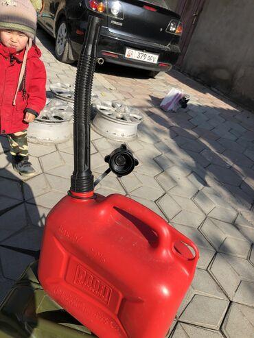 Канистра для бензина с лейкой 5л. 200с