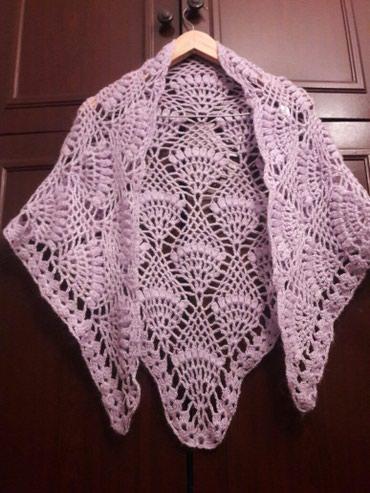 Продаются новые шали ручной работы! в Бишкек