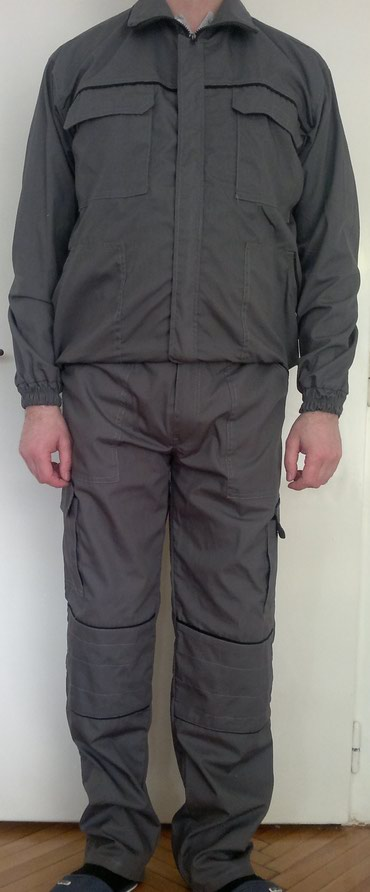 Radno odelo velicina radne bluze 50 Velicina pantalona 50 - Krusevac