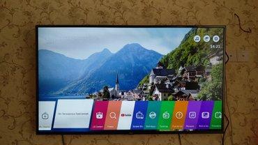 Bakı şəhərində Lg 4k uhd + hdr pro televizor. 55 diagonal (140 santi )  smart tv. Mod