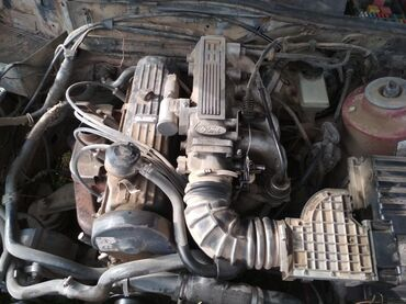 Форд 2 бензин,мотор,коробка