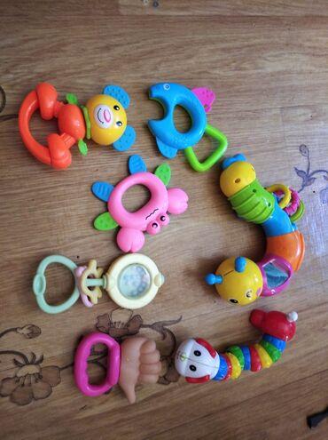 Цена за все игрушки. Все целые