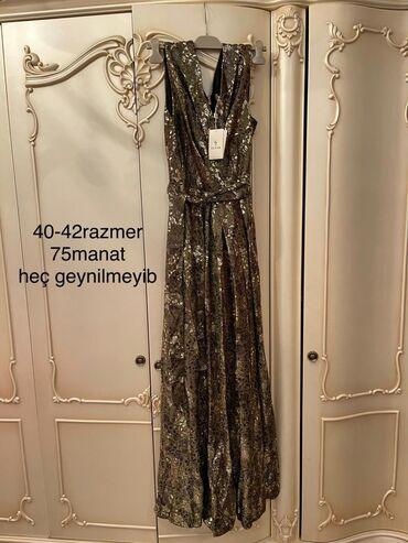 - Azərbaycan: Qadin paltari 40-42 razmer