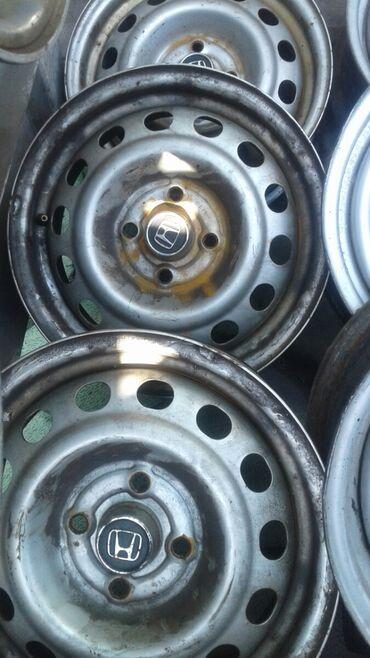 диски 4 100 14 в Кыргызстан: Прод 14 раз. 4.100. Хонда фит