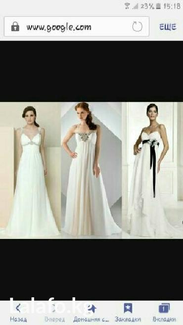Индивидуальный пошив одежды свадебные вечерние платья. в Бишкек