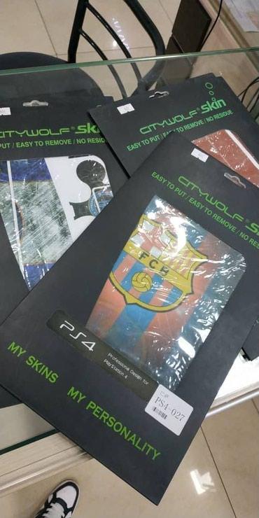 светоотражающие наклейки в Кыргызстан: Виниловые наклейки для PS4
