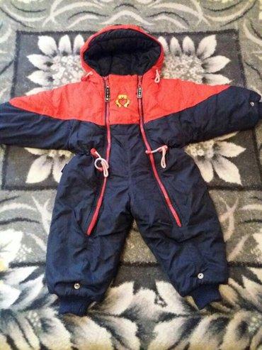Продаю  детский  комбинезон на возраст от 6 месяц. до 2 лет. в Бишкек