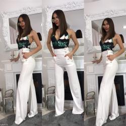 Pantalone visoki struk sa dugmicima NOVO!Dostupne boje : crna, bela