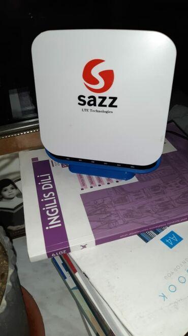sazz ix380 - Azərbaycan: MODEM SAZZ
