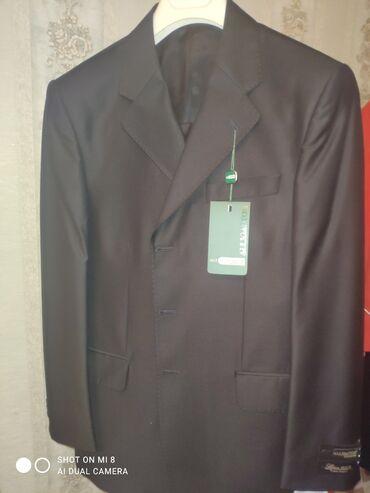 Личные вещи - Кой-Таш: Мужской костюм новый турецкий размер 48 качество высшее
