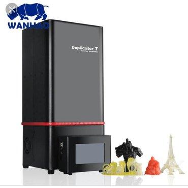 3D-принтер, работающий по технологии DLPWanhao Duplicator 7 (D7)