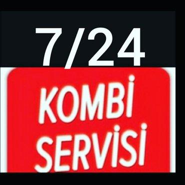 Bakı şəhərində Kombi təmiri 7/24 Kombi servis
