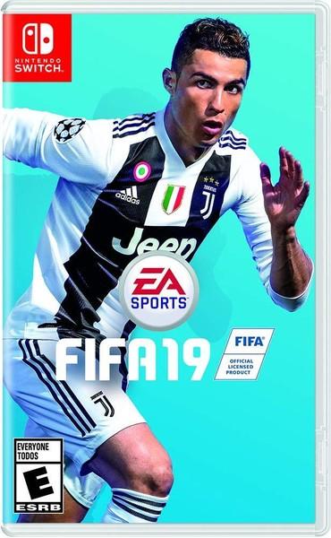 Bakı şəhərində Nintendo Switch (FIFA 19)