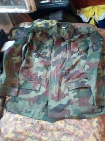 Vojna oprema - Srbija: Vojna bluza,velicina XXL
