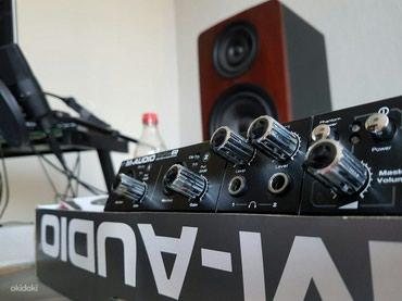 Звуковая Карта M audio Pro Fire 610  в Кара-Балта